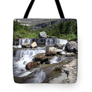 Siyeh Bend Going-to-the-sun Glacier National Park-5 Tote Bag