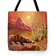 Sizzling Heat Tote Bag