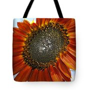 Sizzling Hot Sun Flower Tote Bag