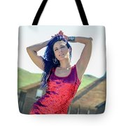 Sizzling Tote Bag