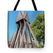 Sjosas Old Church Tote Bag