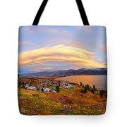 Skaha Sunset Tote Bag