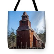 Skansen Church Tote Bag