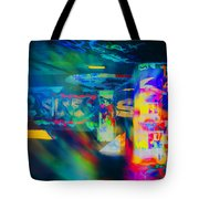 Skateboard Park Tote Bag