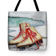 Skating Dreams Tote Bag