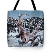 Skating Pine Tote Bag