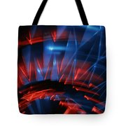 Skc 0271 Color Abstract  Tote Bag
