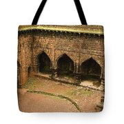 Skc 3278 Ancient Courtyard Tote Bag
