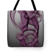 Skeletal Flow Tote Bag