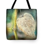 Skeleton Physalis Tote Bag