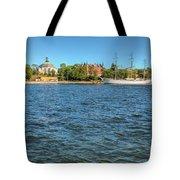 Skeppsholmen Tote Bag