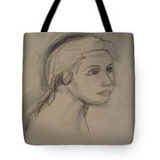 Sketch For Painting Tote Bag