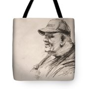 Sketch Man 15 Tote Bag