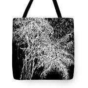 Sketchbook Tree 1 -b-w Tote Bag