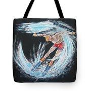 Ski Bum Tote Bag