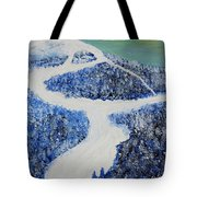 Ski Dream Tote Bag