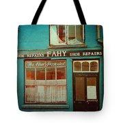 Skibbereen Shop Front Tote Bag