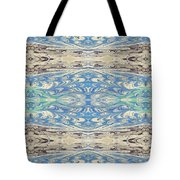 Skies And Seas Tote Bag