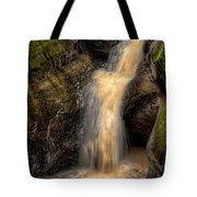 Skillet Creek Into The Deep Pool Tote Bag