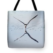 Skimmer On Approach Tote Bag
