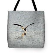 Skimmer Skimming Tote Bag