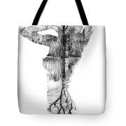 Skin Deep Tote Bag