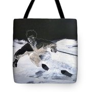 Sking Tote Bag by Richard Le Page