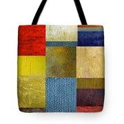 Skinny Color Study Ll Tote Bag