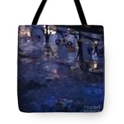 Skirting Cold Water Tote Bag