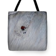 Skitilthend Tote Bag by Michael Cuozzo