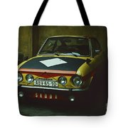 Skoda 110r Coupe Tote Bag