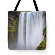 Skogafoss - Iceland Tote Bag