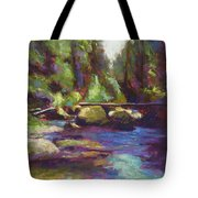 Skokomish River Tote Bag