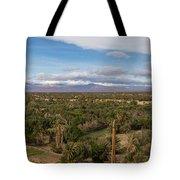 Skoura Oasis, Souss-massa-draa, Morocco Tote Bag