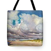 Skrea Beach Tote Bag
