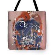 Skull #6 Tote Bag