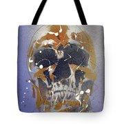 Skull #5 Tote Bag
