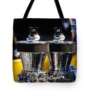 Skull - Engine Ornaments Tote Bag