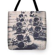 Skull Fashion Accessories  Tote Bag