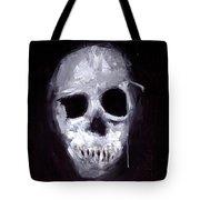 Skull II Tote Bag