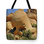 Skull Rock - The Hills Have Eyes Tote Bag