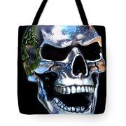 Skull Shine Tote Bag