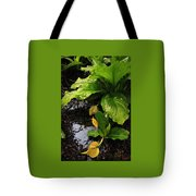 Skunk Cabbage Beauty Tote Bag