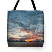 Peaceful Sky #2 Tote Bag
