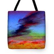 Sky Blastin Tote Bag