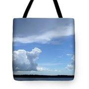 Sky Calm Tote Bag