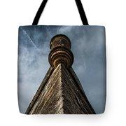 Sky Catle Tote Bag