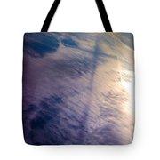 Sky Cross Tote Bag