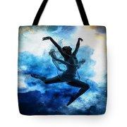 Sky Dancer 1 Tote Bag