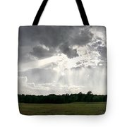 Sky Divided  Tote Bag